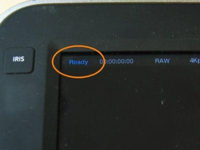 Testlauf - die SSD wird wieder erkannt!